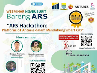 Webinar-Ngabuburit Bareng ARS University 2020