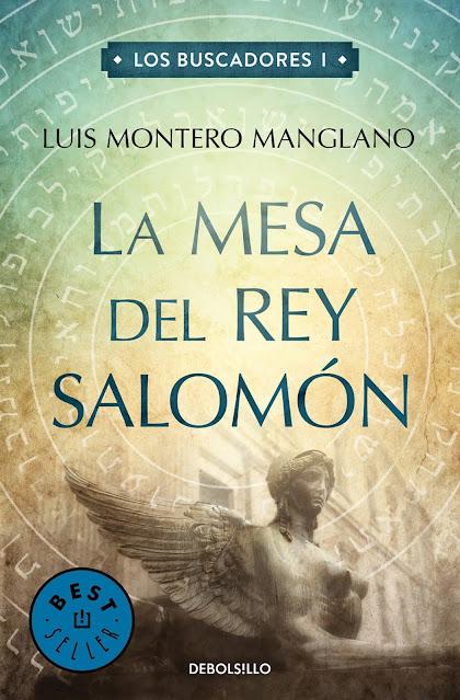 reseña de la novela La Mesa del Rey Salomón