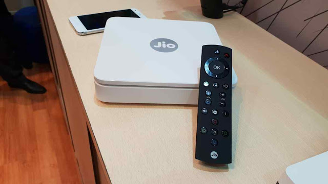 Jio GigaFiber Commercially Launch on 12th of August