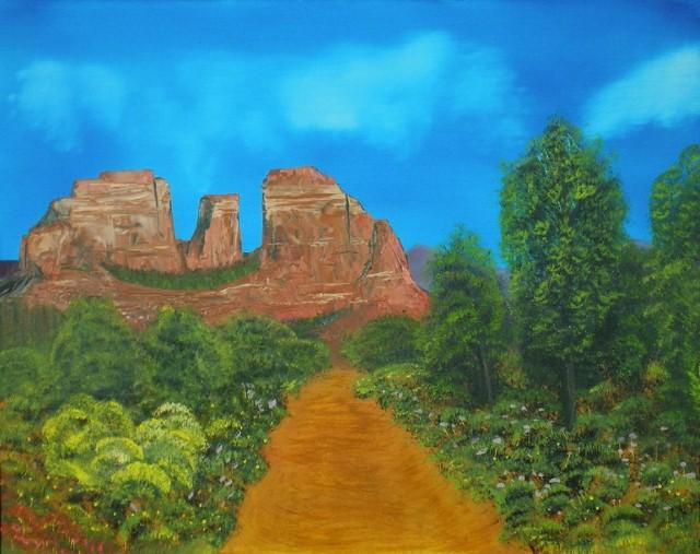 Американский художник. Aaron Thomas 8