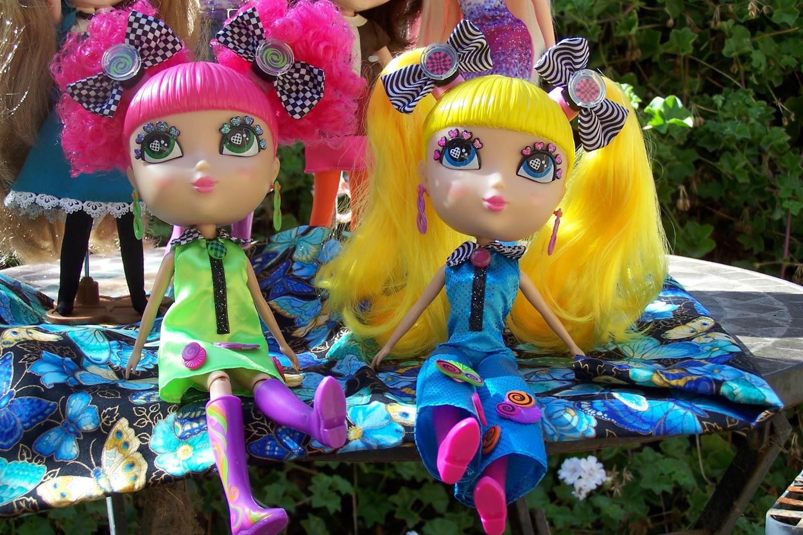 Lizzie's Arty Crafty 'n Dolls: Dolls! My Large Head Dolls