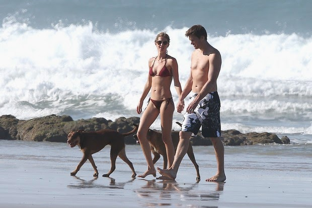 Gisele Bundchen and Tom Brady dating in Costa Rica