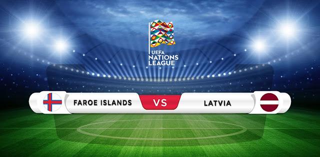 Faroe Islands vs Latvia – Highlights