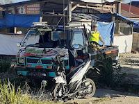 Samuel Sinaga Tewas Di Tabrak Mobil Pembawa Kulit Durian, Alusi Au Amang