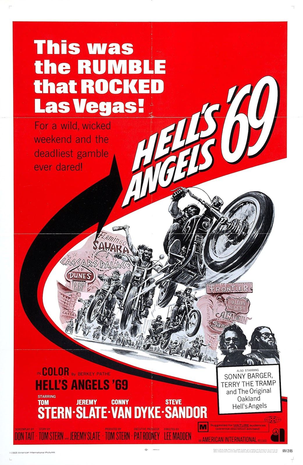 Motoblogn Vintage Motorcycle Movie Posters 9