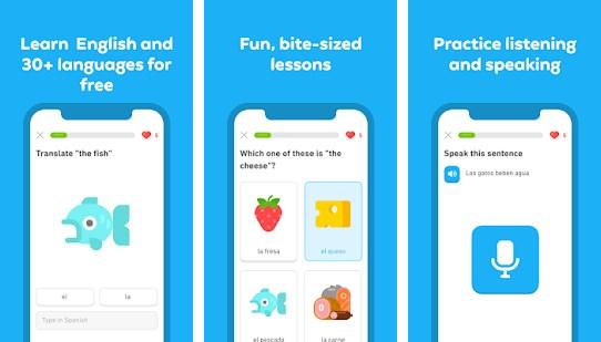 Duolingo: Learn English