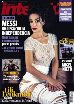 Revista Interviú España 20 Noviembre 2017