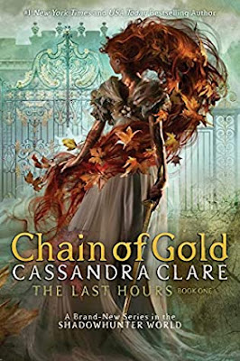 Review: Chain of Gold by Cassandra Clare