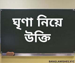 bangla quotes about hates