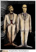 Жорж Бенгальский Мастер и Маргарита, Жорж Бенгальский характеристика, Жорж Бенгальский образ