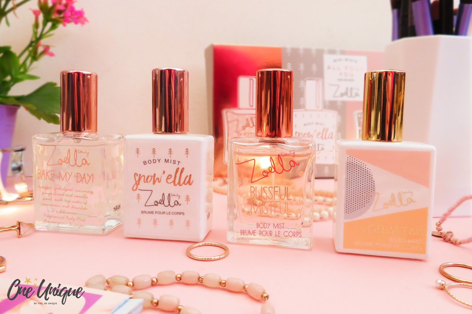 ZOELLA GINGERBREAD Body Mist Perfume