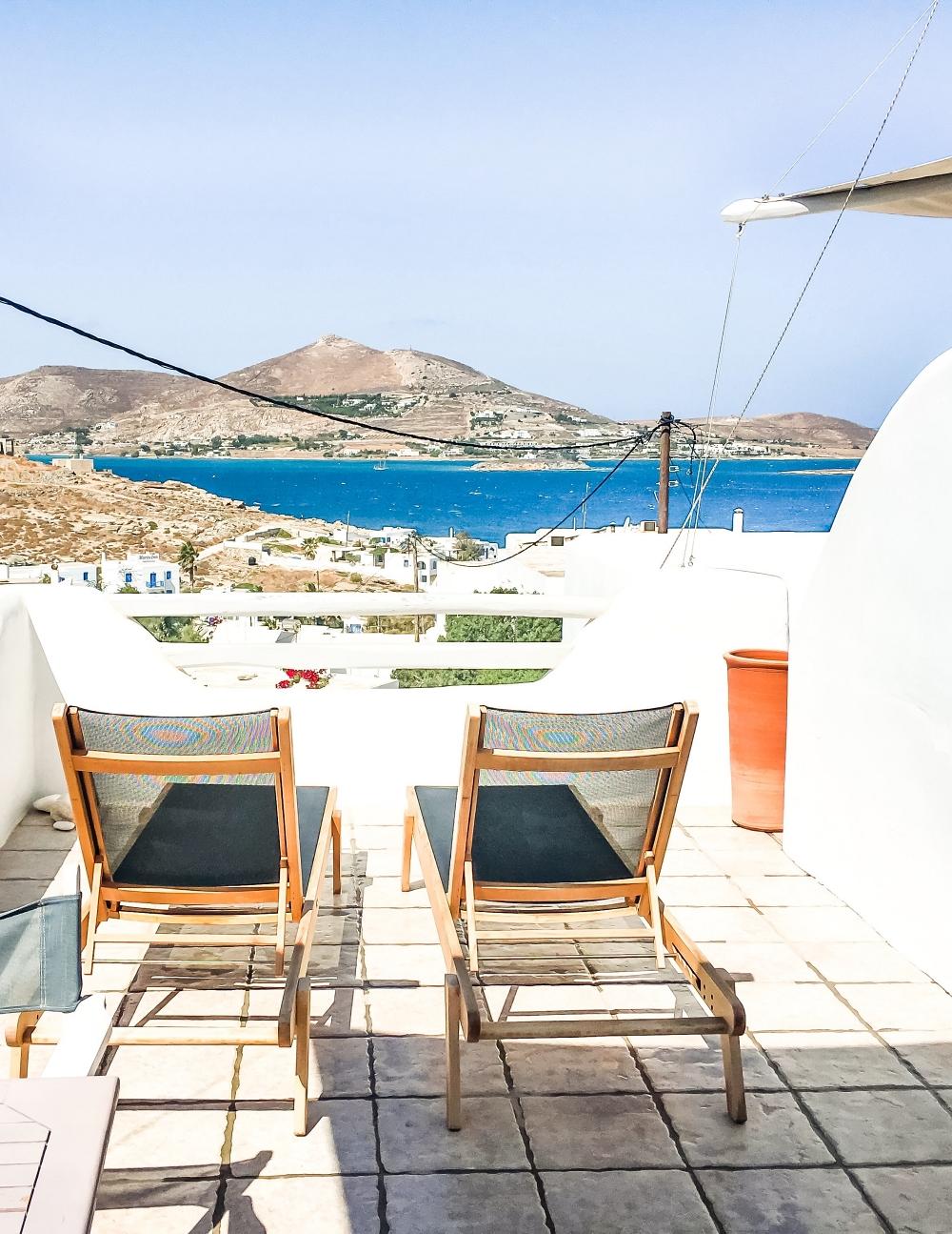Yades suites apartments and spa Naousa Paros, Paros island best hotels
