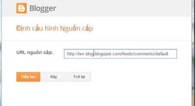 Tiện ích recent comments load nhanh nhất cho blogspot