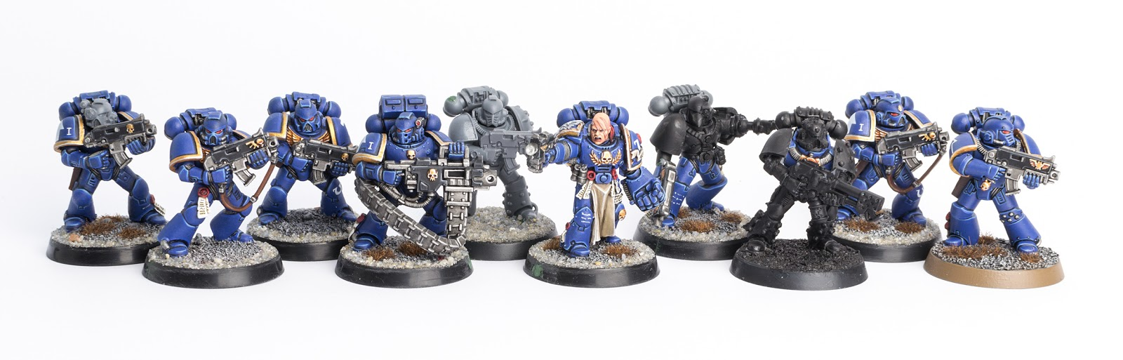 ab79f1479c ... time on working on some models. Today I can present you some more  Ultramarines  another reworked Tactical Squad. Check out more pictures after  the jump.