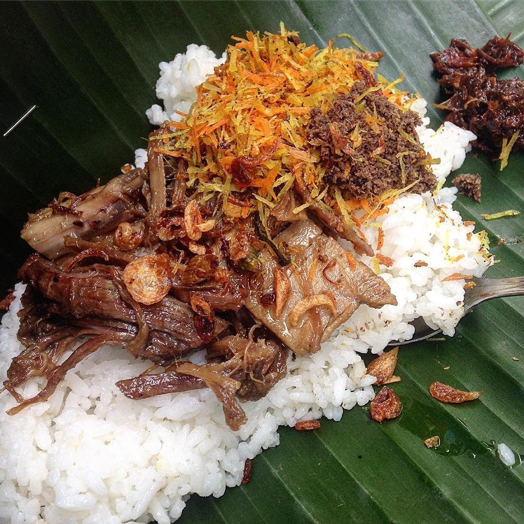 Resep Ayam Suwir Nasi Krawu Khas Gresik