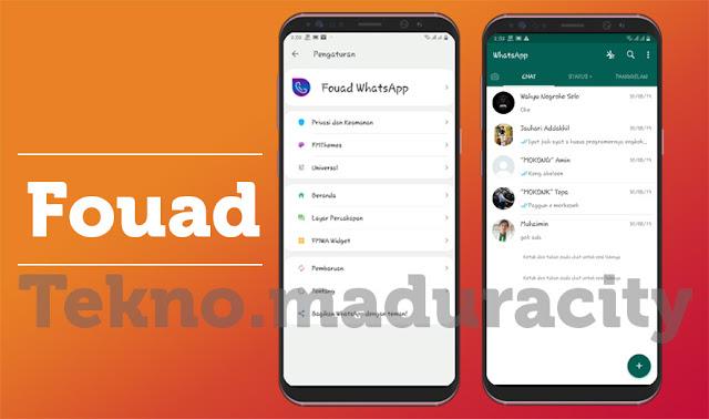 Download Fouad Whatsapp Mod