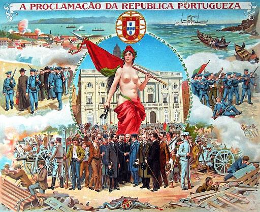 5 de outubro: Implantação da República portuguesa
