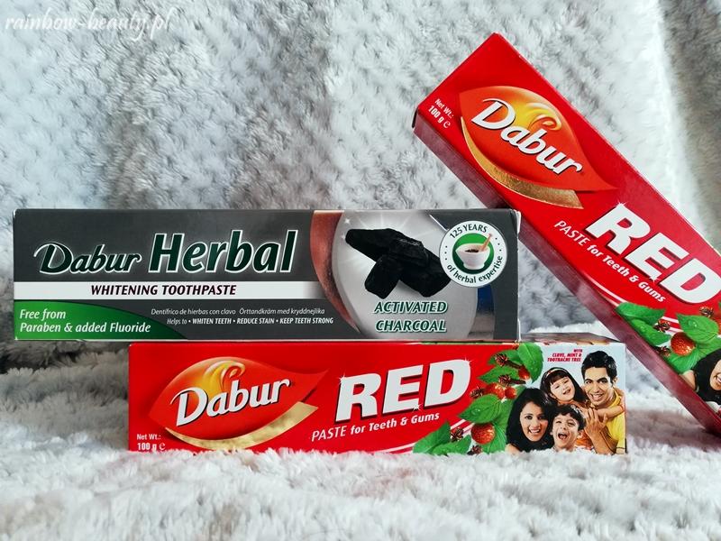 dabur-red-pasta-opinie-recenzje-herbal-wybielanie-zebow-wegiel-aktywny