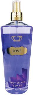   A linha Love Secret, da Bio Company, uma Coleção de Body Splash com nove fragrâncias: Angel,Belle, Coconut, Love, Romance, Rosé, Seduction, Strawberry e Vanilla.