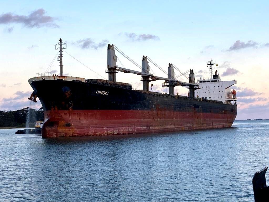 Terminal Logístico do Arroz realiza novo embarque no Porto Rio Grande
