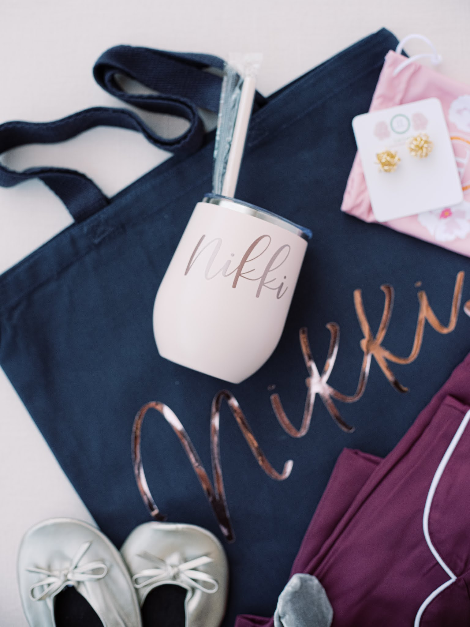 Wedding Day Gifts For Bridesmaids