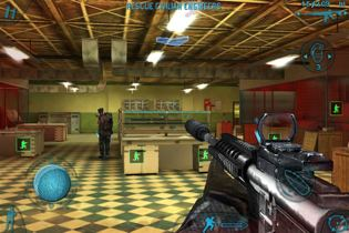 Tom Clancy's Rainbow Six Shadow Vanguard HD apk + data
