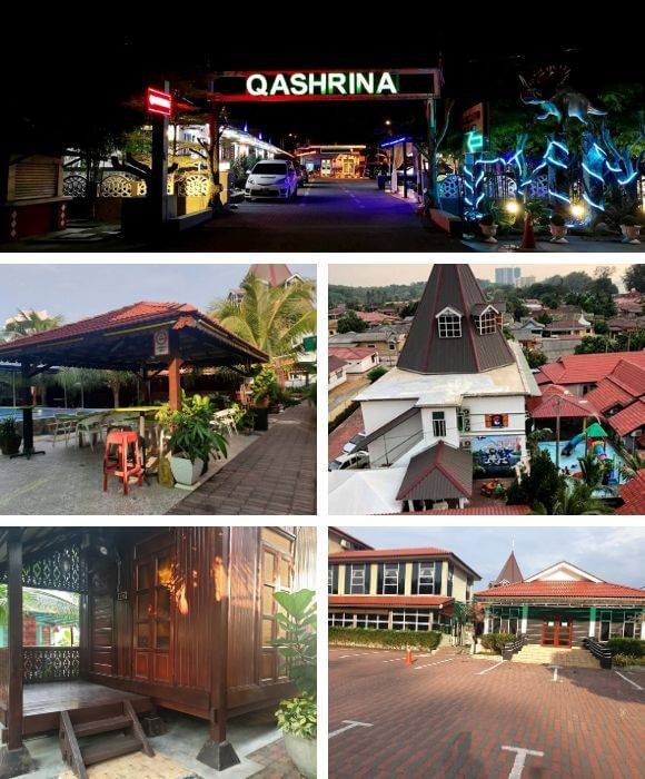 Homestay qashrina 1