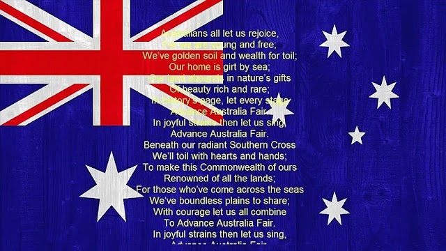 Australia National Anthem