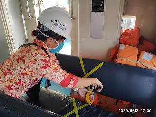 Lama  Tidak Operasi, KSOP Muara Angke dan Kepulauan Seribu Uji Petik  Kapal