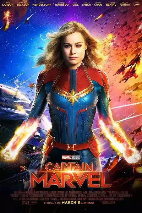 Captain Marvel (2019) Movie 480p 720p [Hindi English]