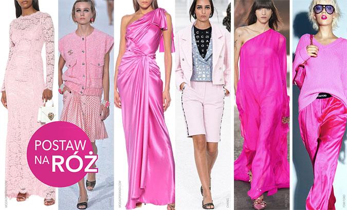modne kolory 2021 ubrania wiosna lato