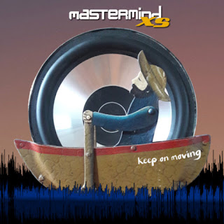 [DPH025] Mastermind XS - Keep On Moving / Dubophonic