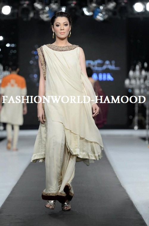 b163040ca3 Asifa & Nabeel Collection at PFDC L'Oreal Paris Bridal Week 2012 - latest  fashion
