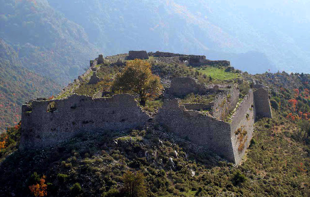 Θεσπρωτία: Ξεκινούν άμεσα εργασίες για να μην καταρρεύσει το Κάστρο της Κιάφας στο Σούλι