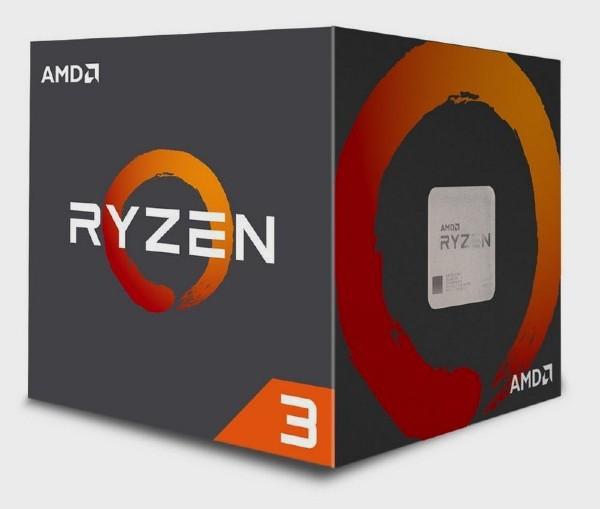 Processor: Ryzen 3 1200 AF