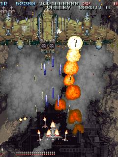Battle Garegga+arcade+game+retro+portable+shootem up+download free