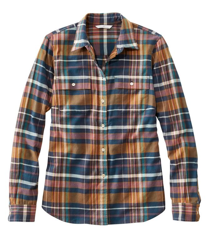 LL Bean Women's Signature Flannel