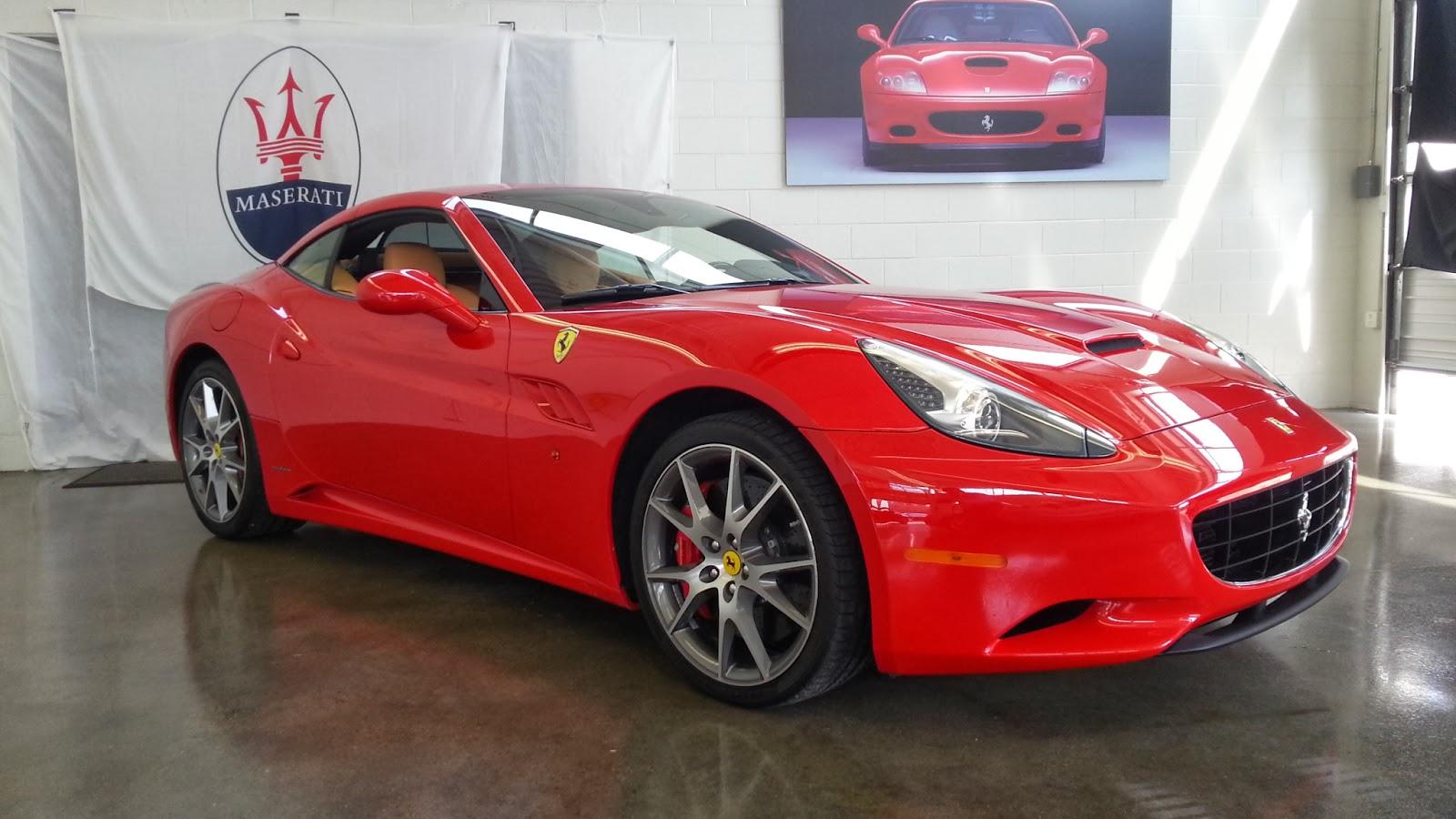 Used Cars Charlotte Nc >> Ferrari's Sporty, Elegant and Versatile. The Prancing ...