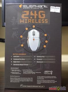 Elephant Wireless Mouse ELE-M521 Review
