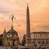 السياحة في العاصمة الايطالية روما