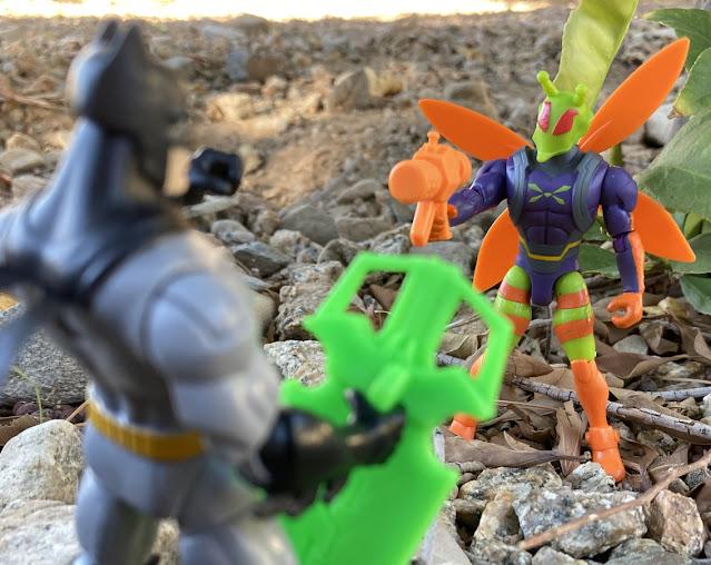 Killer Moth, Batman, Spinmaster, 2020