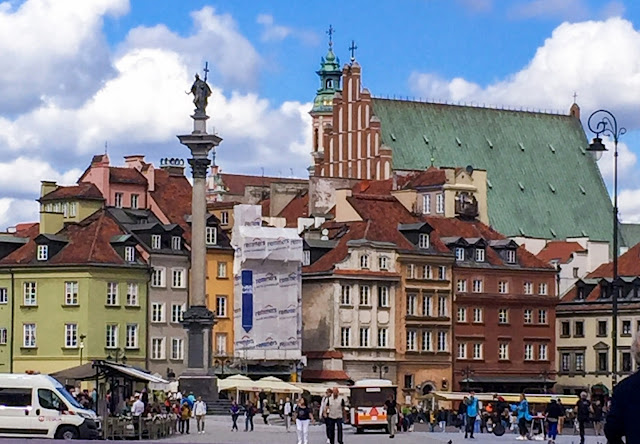 roteiro viagem varsovia polonia