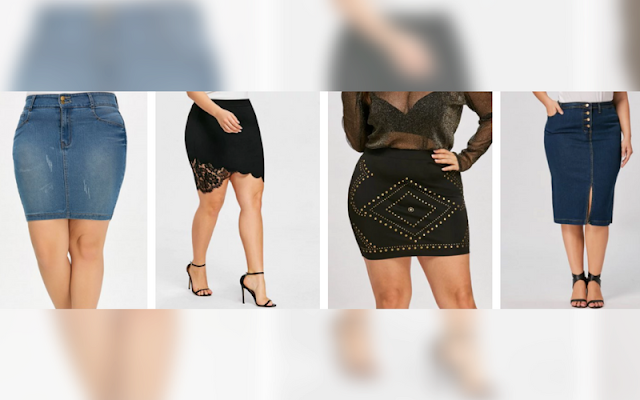 Moda, Wishlist, Dica do Dia, loja rosegal, publieditorial, publipost, Rosegal, roupas plus size, Dicas de Lojas, saias