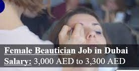 Beautician All Rounder With Hair For A Newly Opened Salon In Oud Metha, Dubai