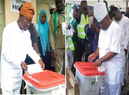 Police, Others Praised For Professional Conduct In Osun Poll