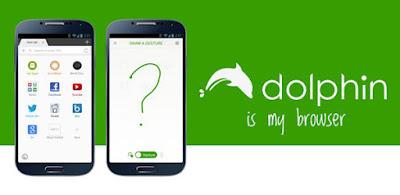 Dolphin, Aplikasi Browser