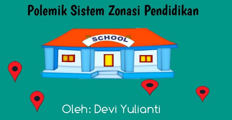 Polemik Sistem Zonasi Pendidikan