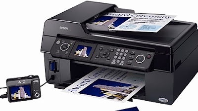 Epson Stylus DX9400F Printer Driver Download