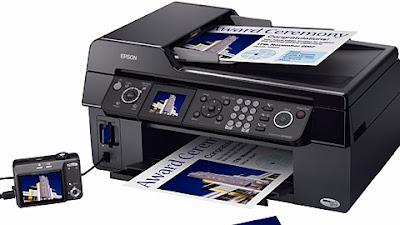 Epson Stylus DX9400F Printer Driver Download