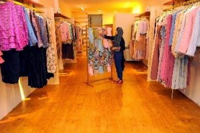 Tips Bisnis Busana Muslim Dengan Modal Yang Kecil
